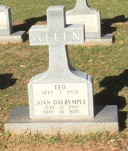 Joan <I>Dalrymple</I> Allen