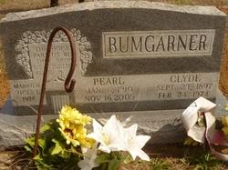 Pearl Jewell <I>Sutherland</I> Bumgarner