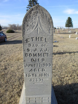 Ethel Commet