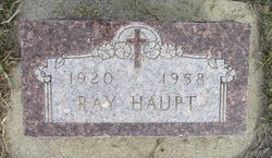 Ray Haupt