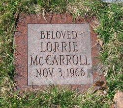 Lorrie Mccarroll