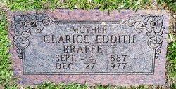 Clarice Eddith <I>Smith</I> Braffett