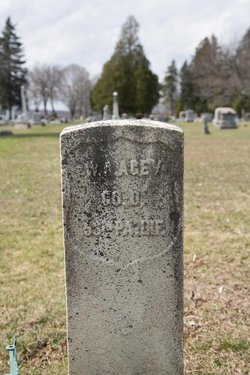 William Augustus Agey
