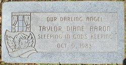Taylor Diane Aaron