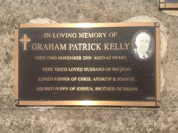 Graham Patrick Kelly