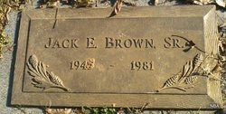 Jack E. Brown Sr.