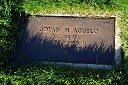 Joyan H <I>Hickson</I> Aguelo