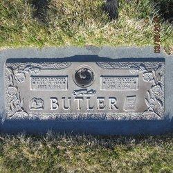 """Ella """"Billie"""" <I>Birrell</I> Kinder"""