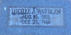 Lucille Ann <I>Hultgren</I> Wardlaw