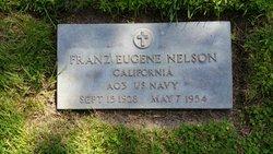 Franz Eugene Nelson