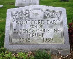"Woodford Earl ""Billy"" Crump"