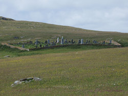 Berneray Old Cemetery