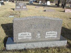 John A Gross