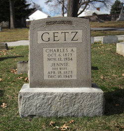 Jennie Getz