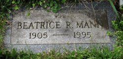 Beatrice R. Mann