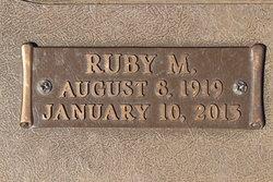 Ruby Marie <I>Clark</I> Adams