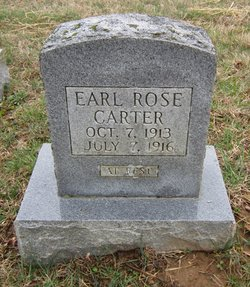 Carl Rose Carter