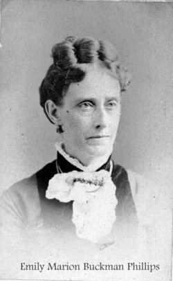 Emily Marion <I>Buckman</I> Phillips