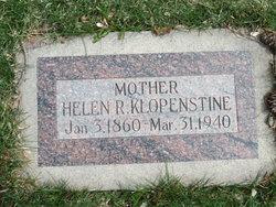 Helen <I>Robinson</I> Klopenstine