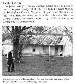 Robert Gregg, Sr (1732-1796) - Find A Grave Memorial