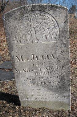 Mrs Julia Aldrich