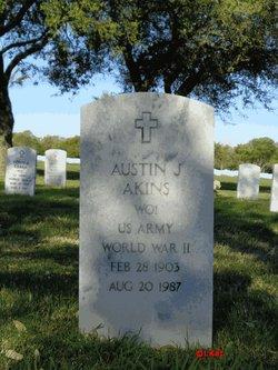 Austin J Akins