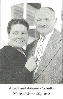 Johanna Pauline <I>Betterman</I> Schulz