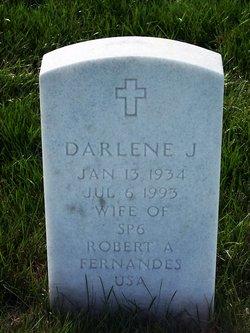 Darlene Joan <I>Moss</I> Fernandes