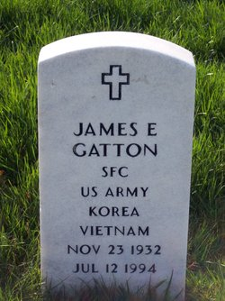 James E Gatton