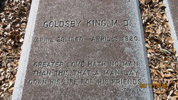 Dr Goldsby King
