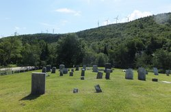 Crosier Cemetery