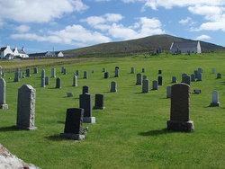 Scarista New Cemetery