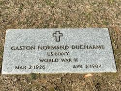 Gaston Normand Ducharme