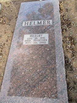 Wesley Helmer