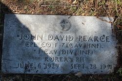 John David Pearce