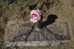 Mildred M <I>Woodrum</I> Roderick
