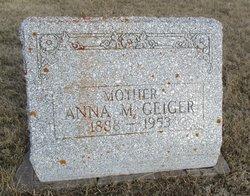 Anna M Geiger