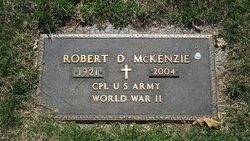 Robert Dale McKenzie