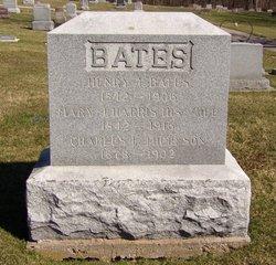 Mary J <I>Harris</I> Bates