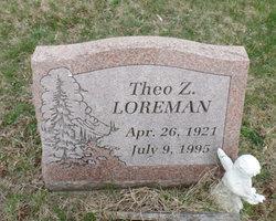 Theo <I>Zielsdorff</I> Loreman