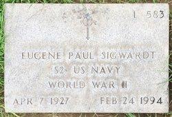 Eugene Paul Sigwardt