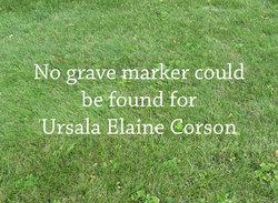 """Ursula E """"Babe"""" <I>Lent</I> Corson"""