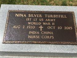 Nina Silver Turbyfill
