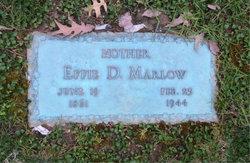 Effie D <I>Abnee</I> Marlow