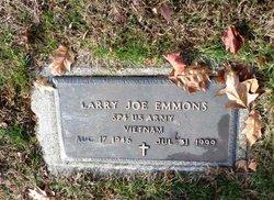 "Larry J. ""Joe"" Emmons"