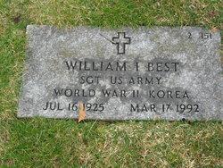 William Irving Best