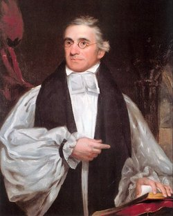 Rev Nathaniel Bowen
