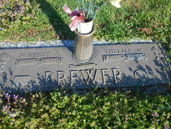 Thelma C. <I>Wade</I> Brewer