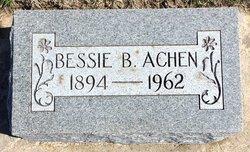 Bessie Bell <I>Thomas</I> Achen