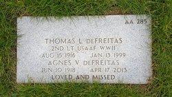 Thomas Louis Defreitas